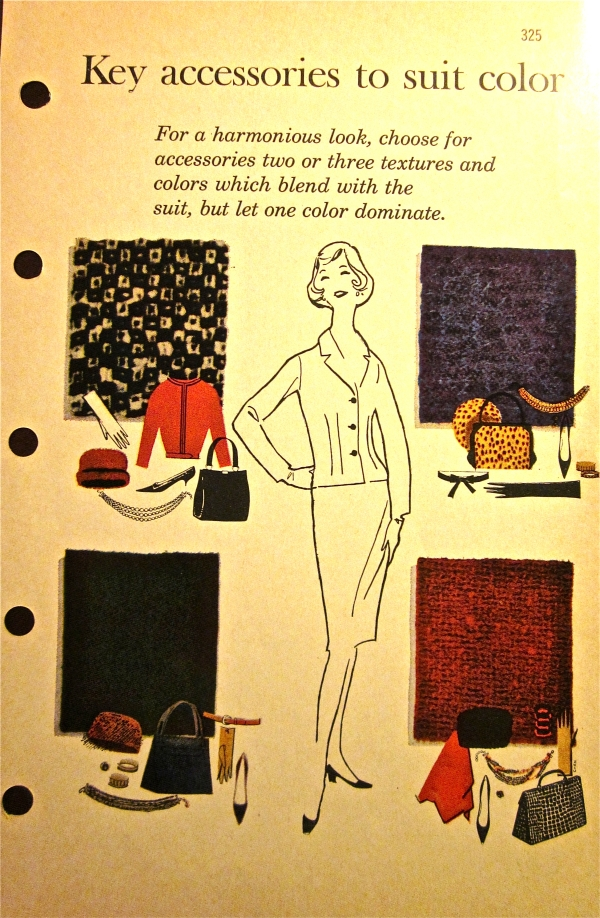 Better Homes and Gardens Sewing Book 1970 edition, Page 325