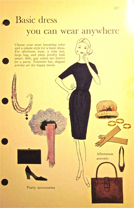 Better Homes and Garden Sewing Book 1970 edition, Page 327