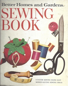 Better Homes and Gardens Sewing Book, 1970 edition