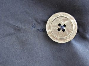 Failed buttonhole