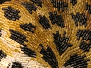 Leopard detail