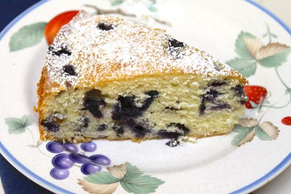 This looks exactly the same as it did in the pictures on the Lines From Linderhof blog. Yum.