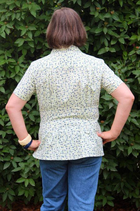 Back of Butterick 5846