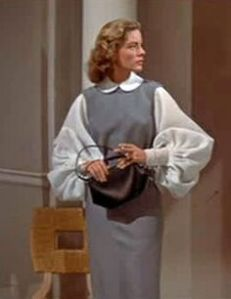 Lauren Bacall in 1953's How to Marry a Millionaire.