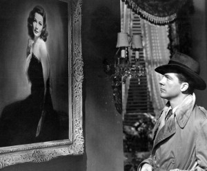 "1944's ""Laura"" starring Gene Tierney and Dana Andrews is playing this Friday on TCM's Summer of Darkness."