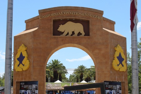 The California State Fair and Exposition.